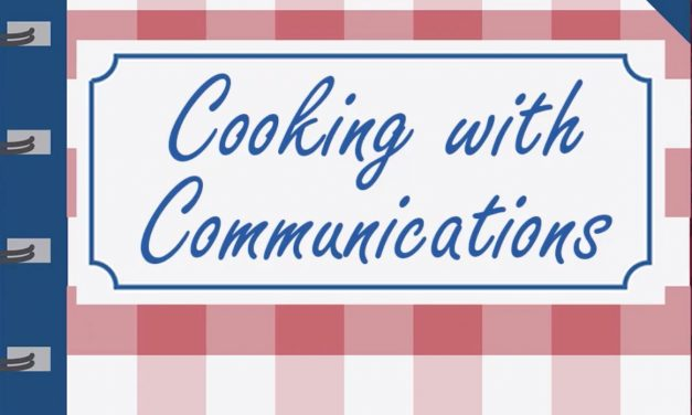 Video: Cooking with Communications