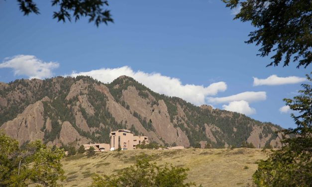 Collaborative Visit to NCAR, August 2019