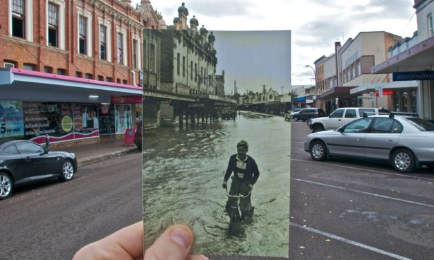 Research brief: Historical records show Australia is unprepared for future flooding.