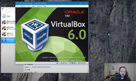 CMS Talks: Working from home with virtual Box