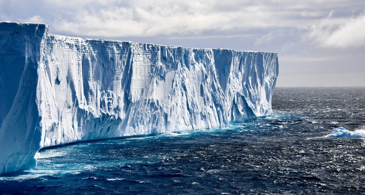 Research brief: How warm water reaches Antarctica